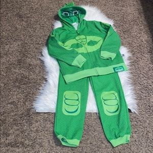 ❤️PJ Mask sweatsuit outfit❤️